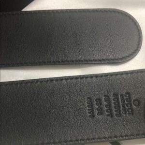 e8c47849f03f Neiman Marcus Accessories | New Gucci Smooth Leather Belt | Poshmark